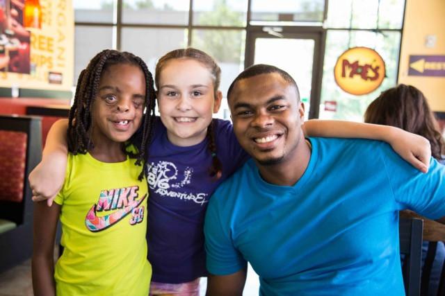 Atlanta Moe's Southwest Grill Raises $85,000 for Bert's Big Adventure