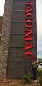 Taco Mac McDonough Grand Opening with Ash Said It