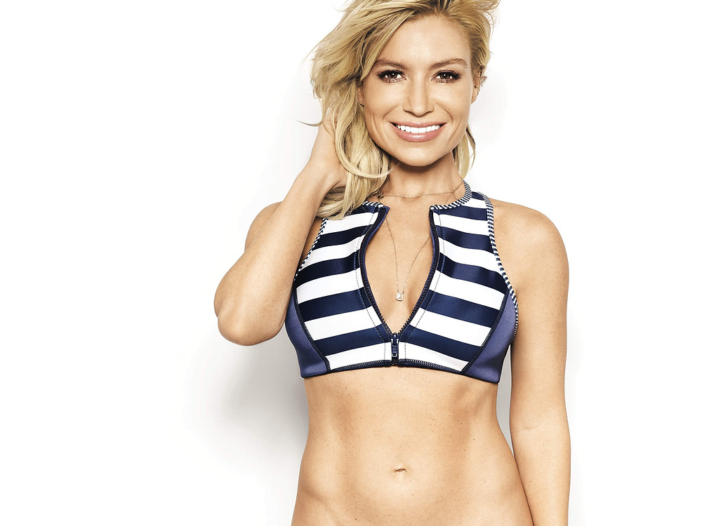 "TRAINER TO THE STARS TRACY ANDERSON TO JUDGE ""WORKOUT ANYTIME ANYWHERE"" VIDEO COMPETITION"