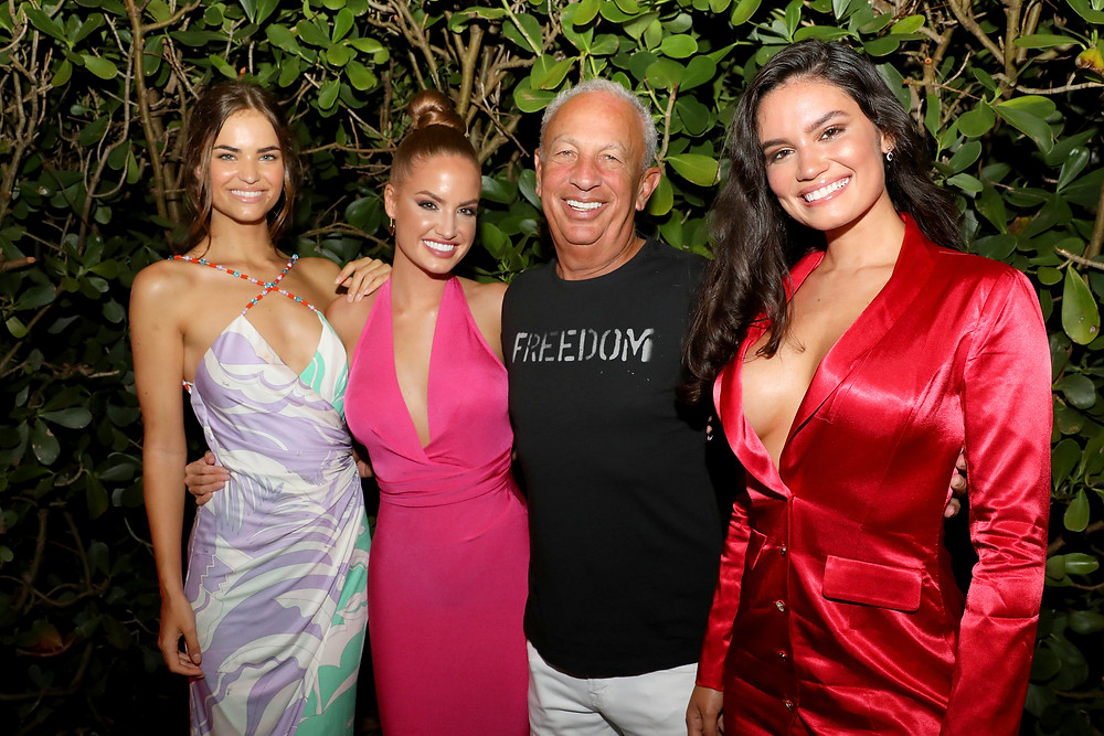 Sports Illustrated & Legends Spirits Celebrate Swim Week