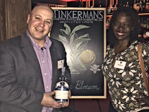 Ash Said It attends Tinkerman's Gin Launch in Atlanta