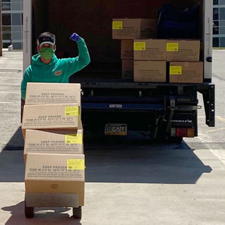 College HUNKS Moving Company Offering Free Moving Services