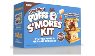 Introducing S'mores Indoors