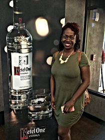Ash Said It attends Ketel One Vodka Event at STK