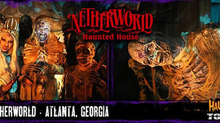 FACE YOUR FEARS NIGHTLY AT NETHERWORLD HAUNTED HOUSE…IF YOU DARE
