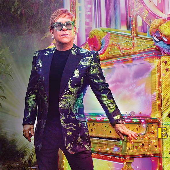 Elton John's Farewell Yellow Brick Road