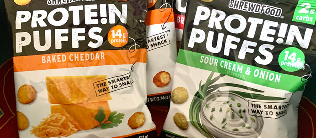 ***PRODUCT REVIEW: Shrewd Food Co