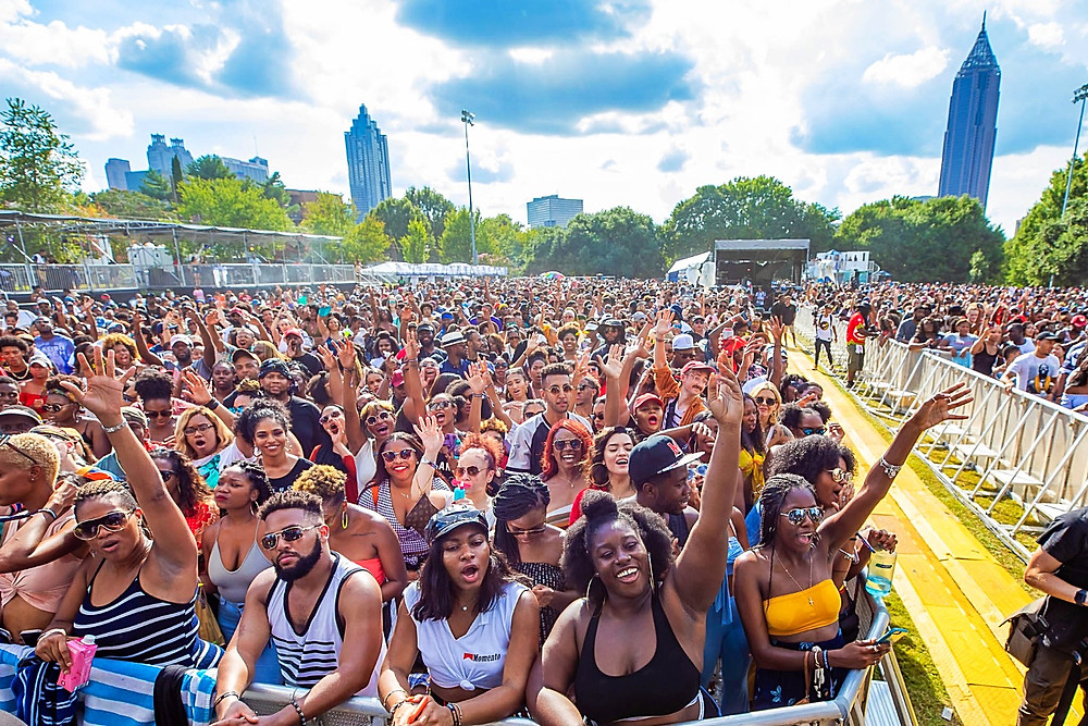 Nas, Miguel, Big Sean & More Kick Off an Epic First Day of ONE Musicfest