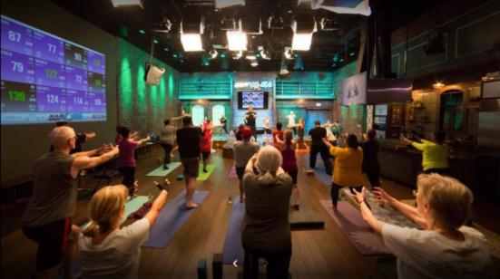 DDP Yoga Performance Center