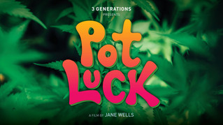 'POT LUCK' TO SCREEN ONLINE AT THE VIRTUAL (DUE TO COVID-19) SOCIALLY RELEVANT™ FILM FESTIVAL (SRFF)