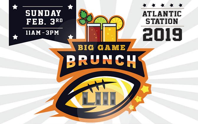 Big Game Brunch at Atlantic Station Feb. 3
