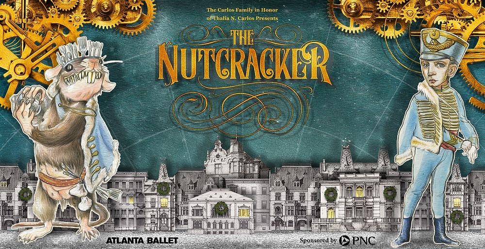 ATLANTA BALLET ANNOUNCES NUTCRACKER OPENING NIGHT GALA