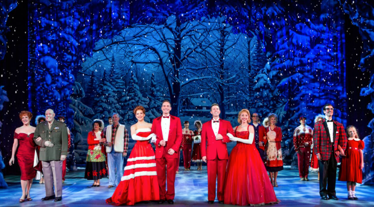 Irving Berlin's WHITE CHRISTMAS at the Fox Theatre