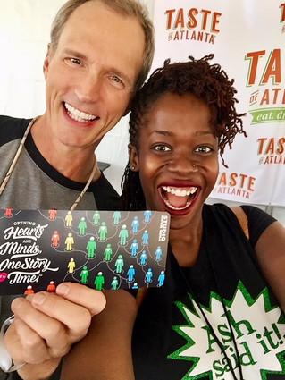 Taste of Atlanta ***Review