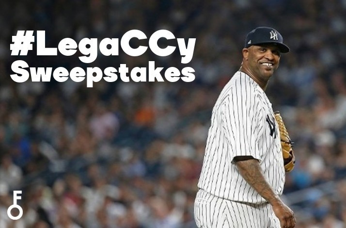 IfOnly Partners with CC Sabathia in Celebration of His Retirement