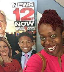 Ash Said It Joins News 12 Now Morning Show Segment
