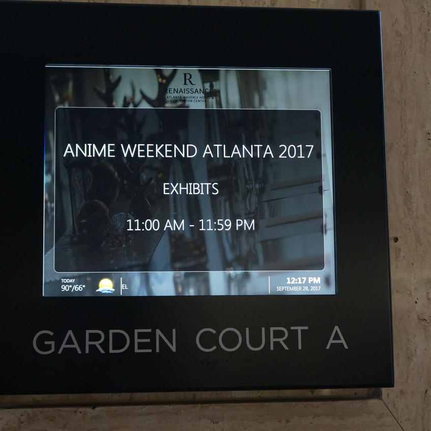Anime Weekend Atlanta 2017