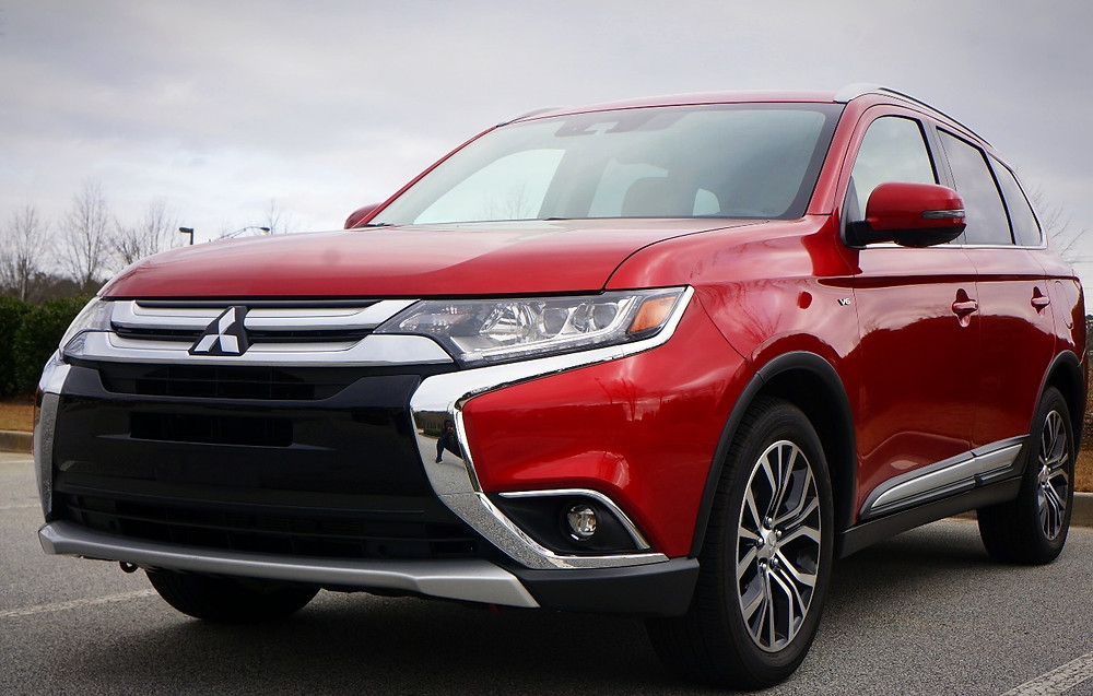 Mitsubishi Outlander 2018 ***REVIEW