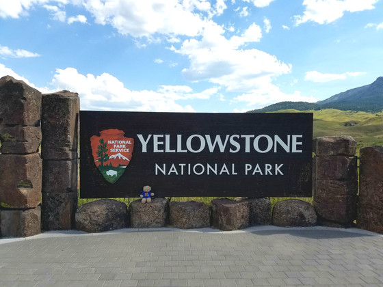 #42 Yellowstone National Park, WY