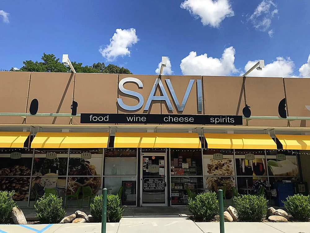 Sip, Swirl and Savor at a Complimentary Wine Tasting at Savi Provisions Brookhaven