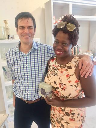 Graybill & Downs Skincare Launch Atlanta