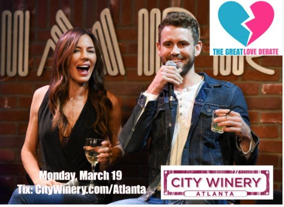Atlanta Named America's Most Improved Dating City