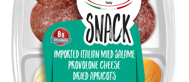 VERONI LAUNCHES A BRAND-NEW SNACK LINE –A NEW TASTY ITALIAN EXPERIENCE