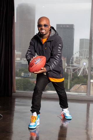 Atlanta Super Bowl Host Committee Announces Super Bowl Live and Jermaine Dupri as the Event's Mu