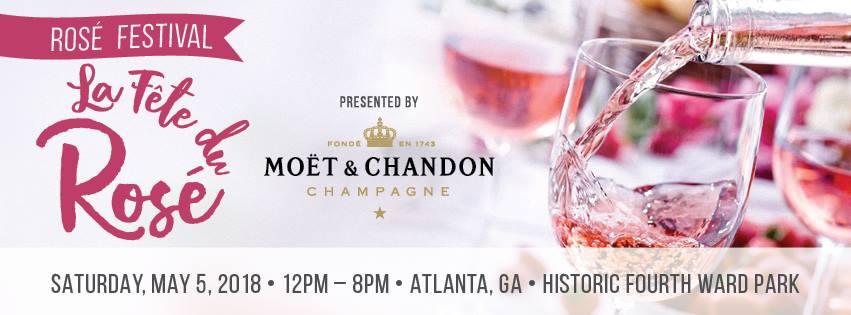 First Le Fête du Rosé Hits Atlanta!