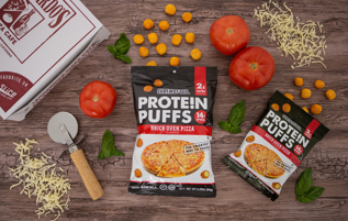 Introducing Shrewd Food: High Protein, Low Carb/Sugar/Calorie Snacks!