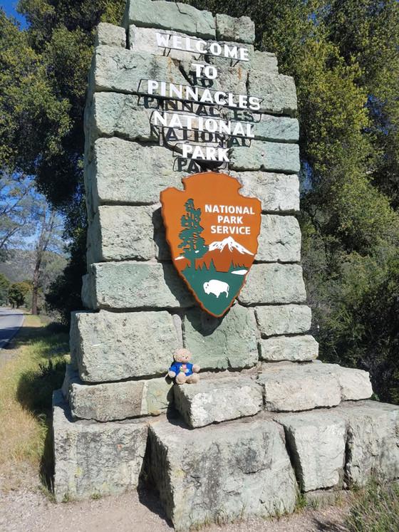 #24 Pinnacles National Park, CA