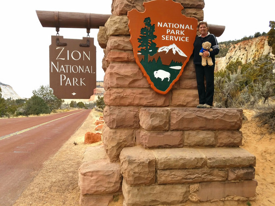 #20 Zion National Park, UT