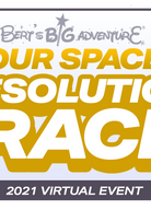 Bert's Big Adventure Your Space Resolution Race