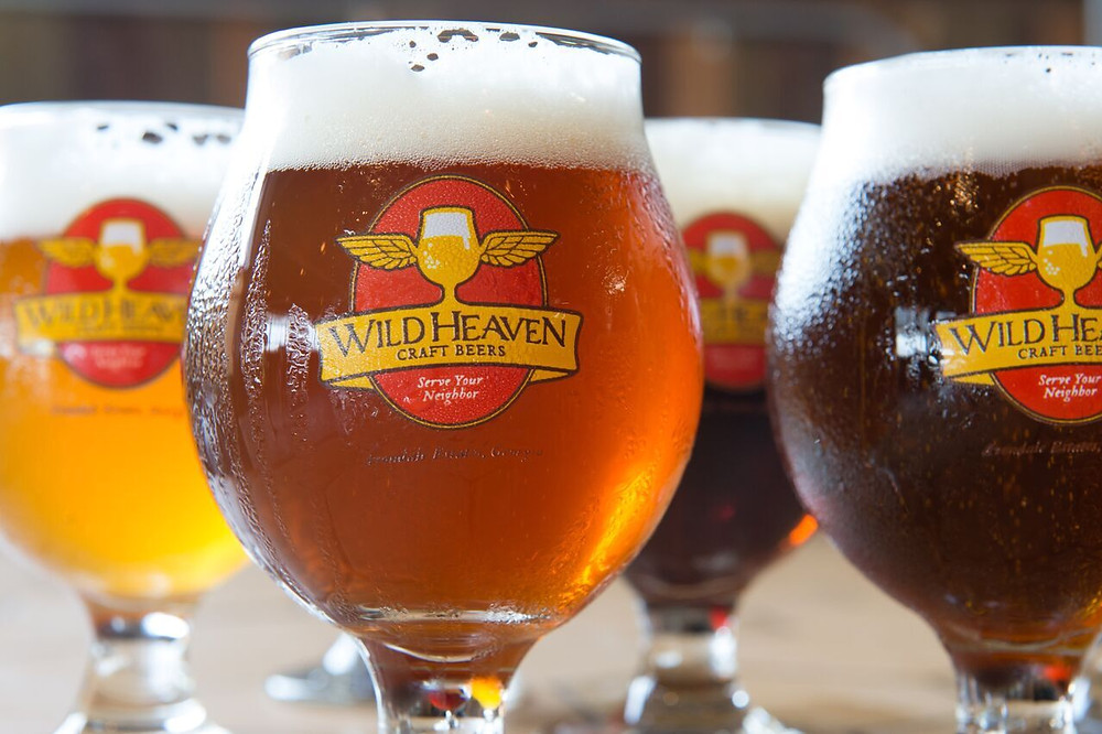 WILD HEAVEN BEER NOW AVAILABLE IN ALABAMA