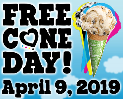 Ben & Jerry's of Atlanta Scoops Out Fun and Free Flavors on April 9