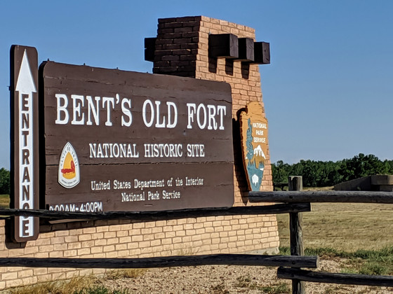 Bent's Old Fort, La Junta, CO National Historic Site #2