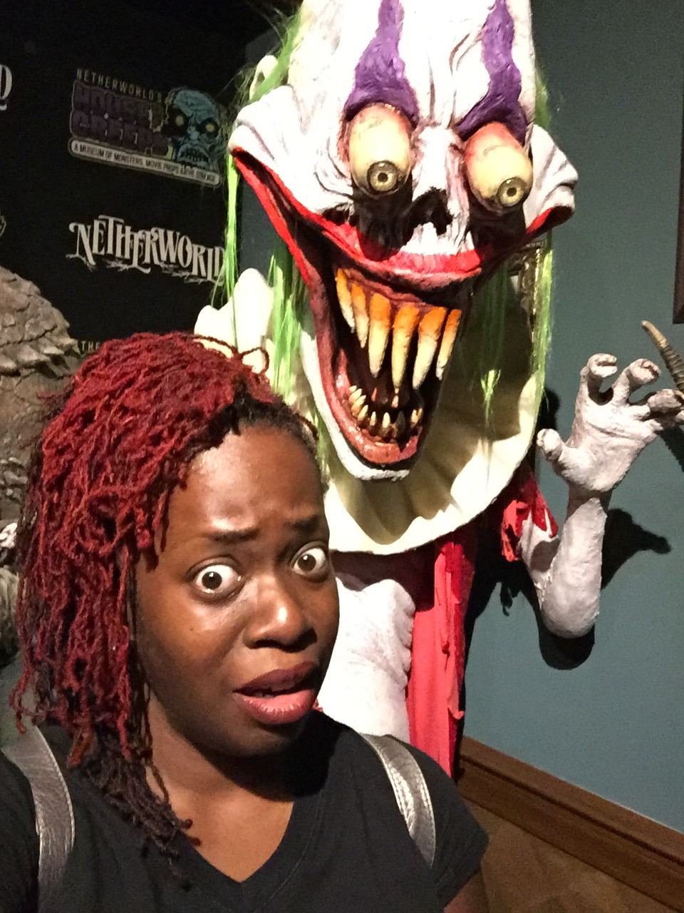Nationally-Acclaimed NETHERWORLD Haunted House Extends Scary Season