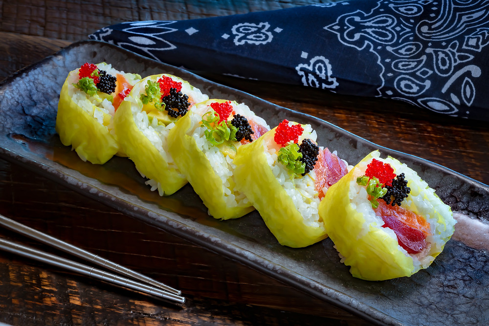 Treat Your Valentine's Day to Authentic Japanese Cuisine at Fúdo