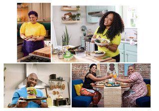 Celebrity Chef Tanya Holland Joins Oprah Winfrey Network For New Original Cooking Show