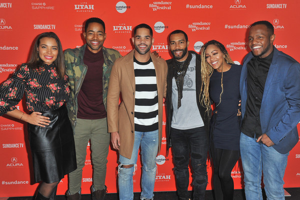 """A Boy. A Girl. A Dream"" Starring Omari Hardwick, Meagan Good Debuts at Sundance"