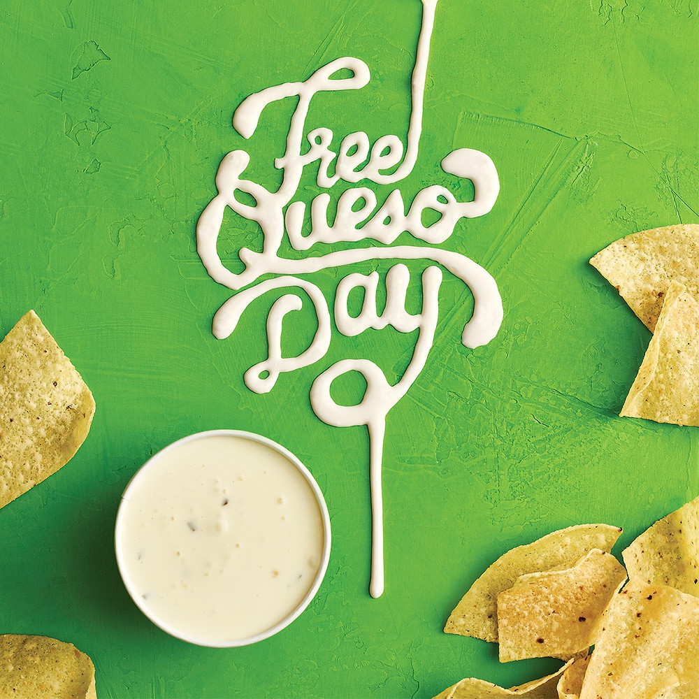 Free Queso Day 2018