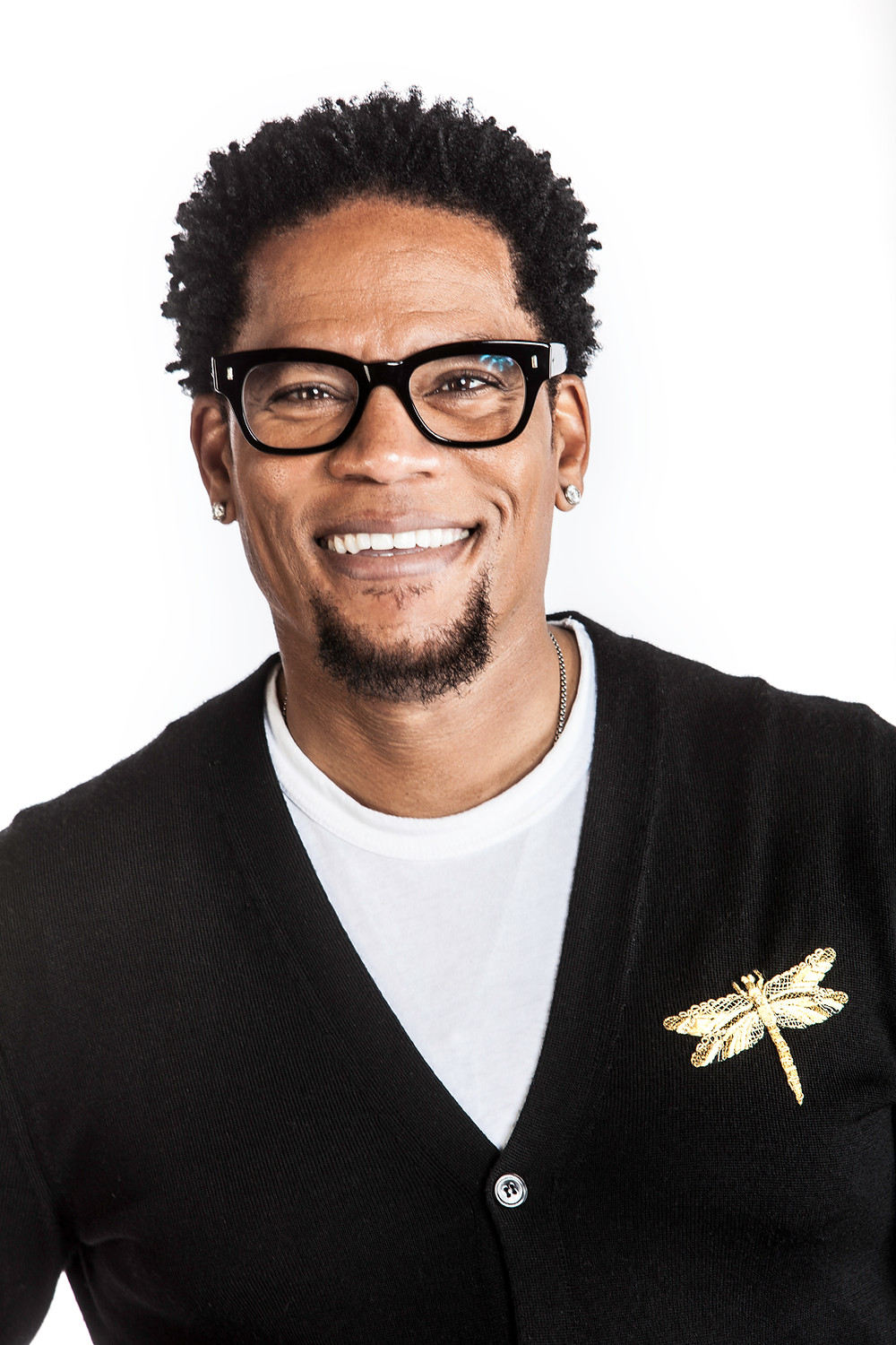 D.L. Hughley Shoots Straight on Police, Mark Fuhrman and Racial Profiling