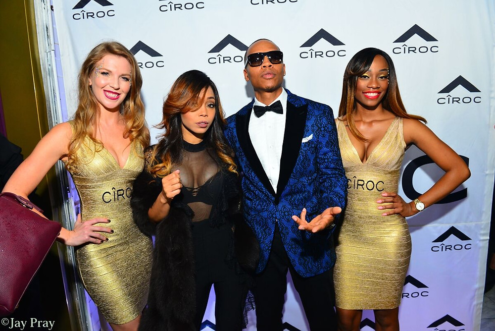 Ronnie DeVoe's 50th Birthday Bash in Atlanta Brings Out Fans and R&B Stars