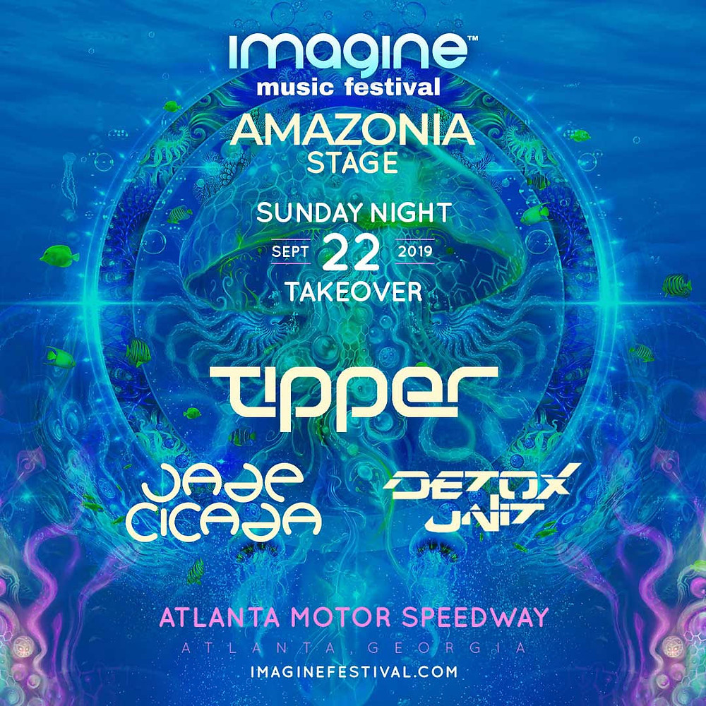 IMAGINE RELEASES ITS FULL LINEUP AND WITH IT, A FOURTH DAY OF MUSIC