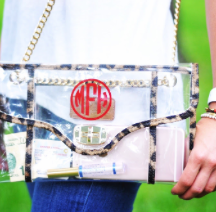 STEP UP YOUR SIDELINE STYLE! Klutch Debuts Its New NFL Approved Clear Stadium Bags
