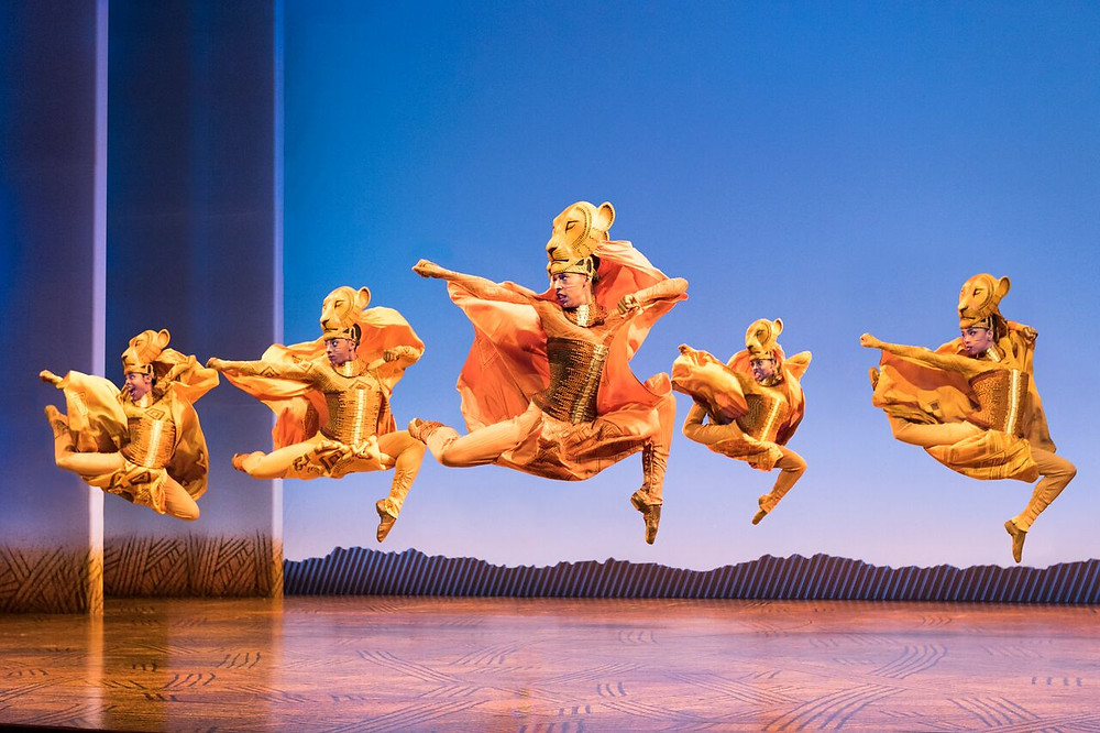 The Lion King Musical on Tour