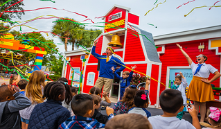 Florida Prepaid, LEGOLAND Florida Resort Unveil Florida Prepaid Schoolhouse