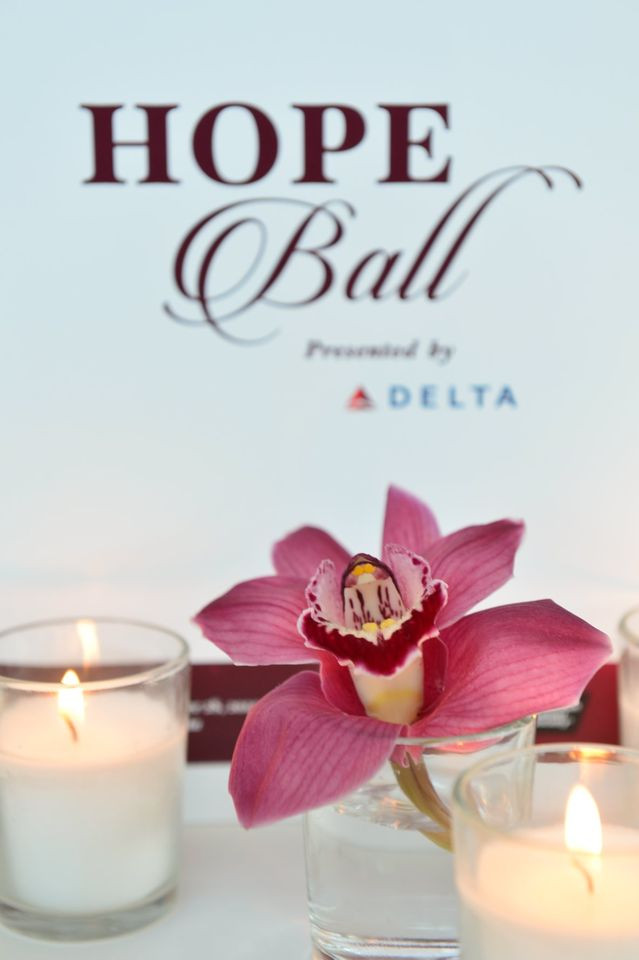 American Cancer Society's Hope Ball @ Home - This Saturday