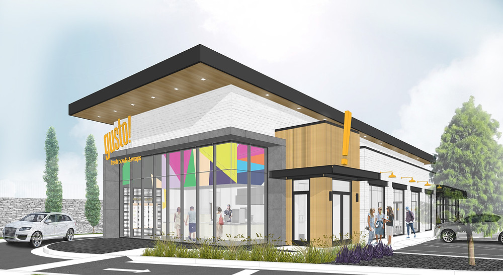 GUSTO! CHAMBLEE TO OPEN LATE-SEPTEMBER SHOWCASING HISTORICAL ARCHITECTURE AND COMPANY'S FIRST DRIVE-THRU MODEL FOR ADDED CONVENIENCE
