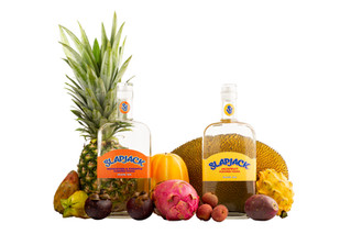 In Atlanta tropical has a crazy fresh pop, courtesy of SLAPJACK Spirits Exotic Fruits
